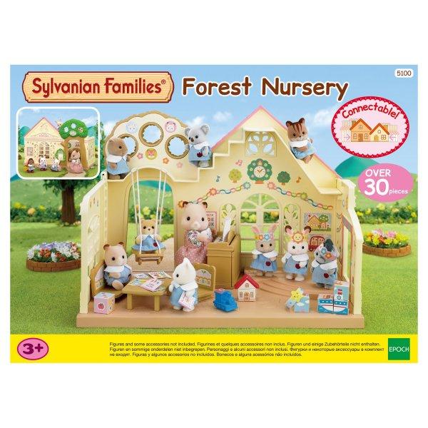 Набор Sylvanian Families Лесной детский сад