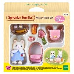 3590/5103 Игровой набор Sylvanian Families Пикник в детском саду