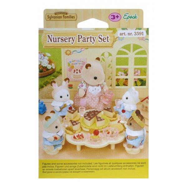 3591 3591 Игровой набор Sylvanian Families Праздник в детском саду