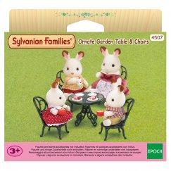 4507/2242 Игровой набор Sylvanian Families Мебель для сада