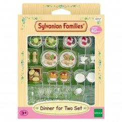 Набор Sylvanian Families Ужин 4717