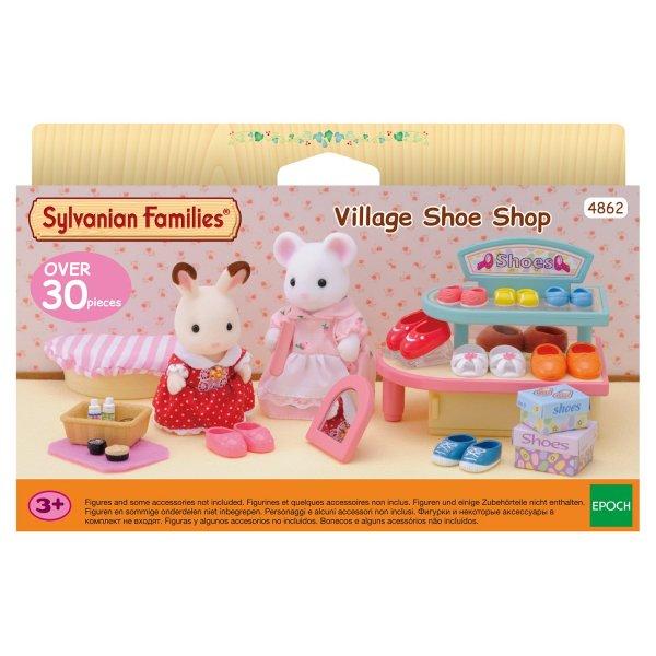 4862 4862/2404 Sylvanian Families Игровой набор Обувной магазин