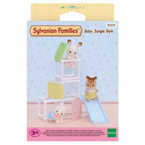 5025/2949 5025/2949 Игровой набор Sylvanian Families Детский спортивный комплекс