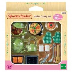 5028/2938 Игровой набор Sylvanian Families Большой обед