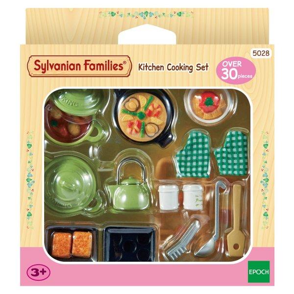 Рестораны и закусочные 5028 Набор Sylvanian Families Большой обед (5028)