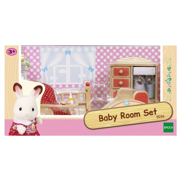 5036 5036 Игровой набор Sylvanian Families Детская комната