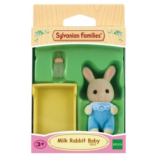 Малыши 5063 Sylvanian Families - Малыш Молочный Кролик