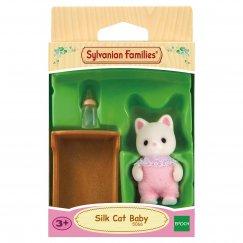 5066/3417 Игровой набор Sylvanian Families Малыш котёнок