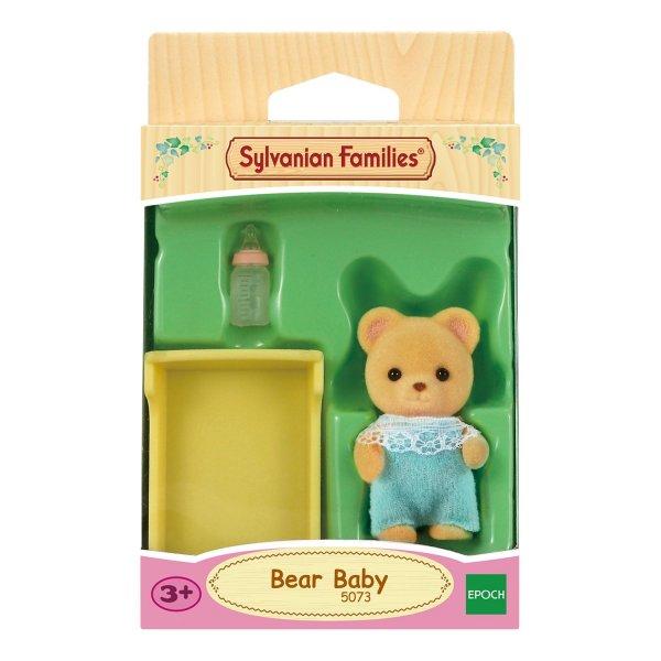 5073/3424 Игровой набор Малыш Медвежонок 3424/5073