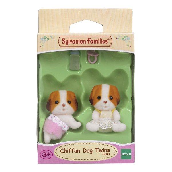 3241/5083 3241/5083 Игровой набор Шифонские щенки-двойняшки