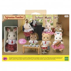 5106 Игровой набор Sylvanian Families Школьный оркестр