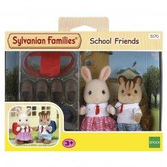 5170 Набор Sylvanian Families Школьные друзья