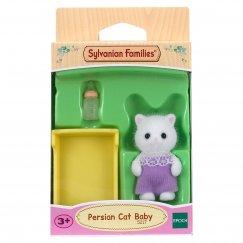 5217 Игровой набор Sylvanian Families Малыш персидский котёнок