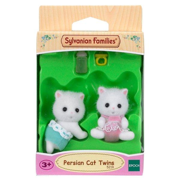 5219 5219 Фигурки Sylvanian Families Персидские котята-двойняшки