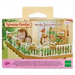 5224 Игровой набор Sylvanian Families 5224 Садовый декор