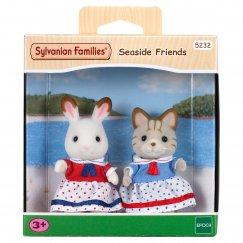 5232 Фигурки Sylvanian Families Подружки на море