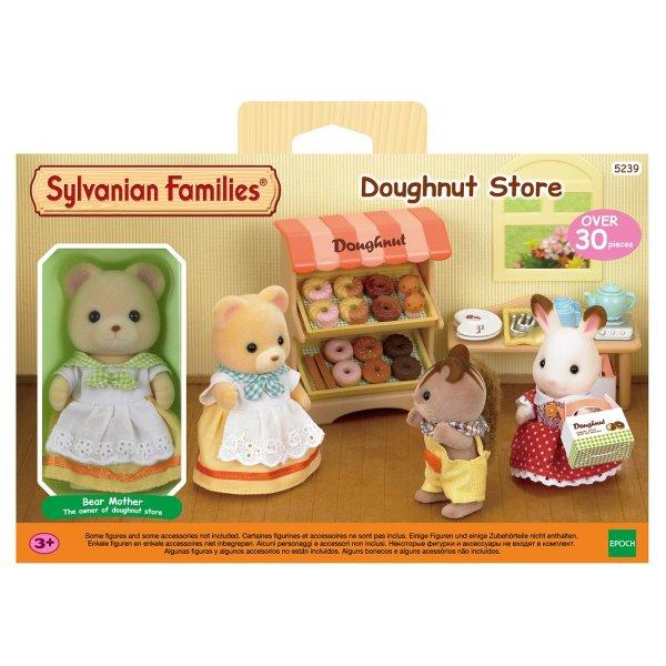 5239 Игровой набор Sylvanian Families Кондитерская 5239