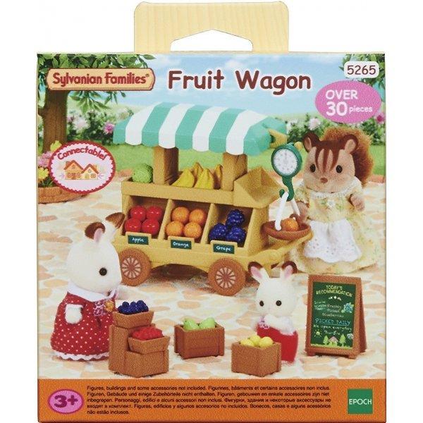 5265 5265 Sylvanian Families Тележка с фруктами