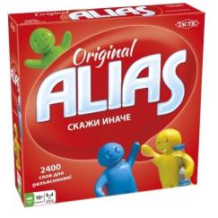 Настольная игра TACTIC ALIAS 53364 Третье издание