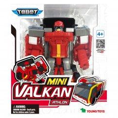 Трансформер YOUNG TOYS Tobot Mini Athlon Valkan 301070