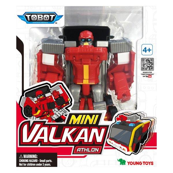 Tobot 301070 Трансформер YOUNG TOYS Tobot Mini Athlon Valkan 301070