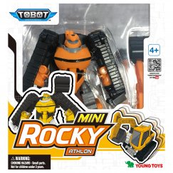 Трансформер YOUNG TOYS Tobot Mini Athlon Rocky 301071