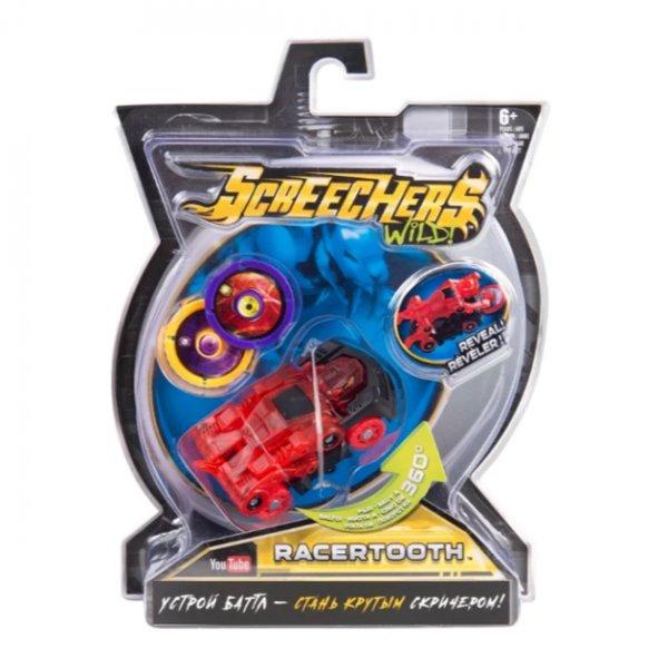 35884 Интерактивная игрушка трансформер РОСМЭН Дикие Скричеры. Линейка 1. Рейсертус (35884)
