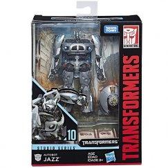 Hasbro Transformers E0701/E0745 Трансформер Коллекционный Автобот Джаз 20 см