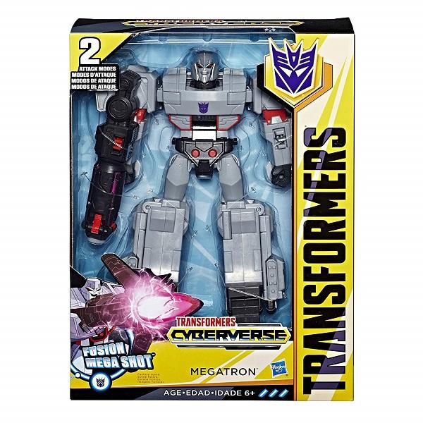 Трансформеры E2066/E1885 Hasbro Transformers E1885/E2066 Трансформер Кибервселенная 30 см Мегатрон