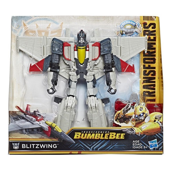 Игрушка Transformers, Blitzwing