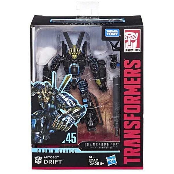 E4710/E0701 Hasbro Transformers E0701/E4710 Трансформер Дрифт 20 см. коллекционный