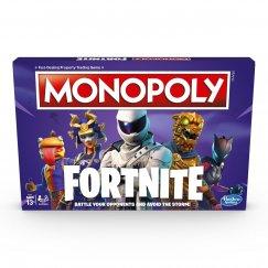 Игра настольная Hasbro Games Монополия Фортнайт E6603
