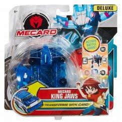 Машинка Mecard трансформирующаяся Король Джо FXP27/FXP21