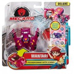 Машинка Mecard трансформирующаяся Мантари GBP83/FXP21