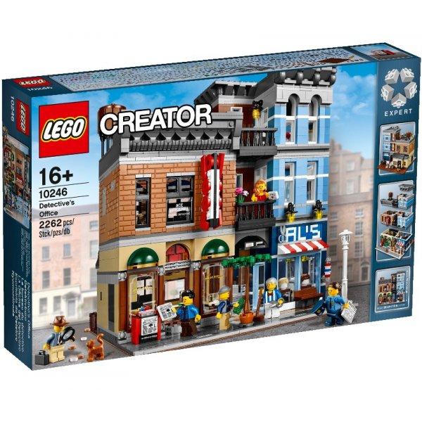 LEGO Creator 10246 Детективное агентство