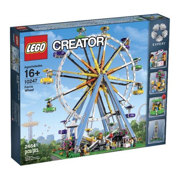 LEGO Creator 10247 Колесо обозрения