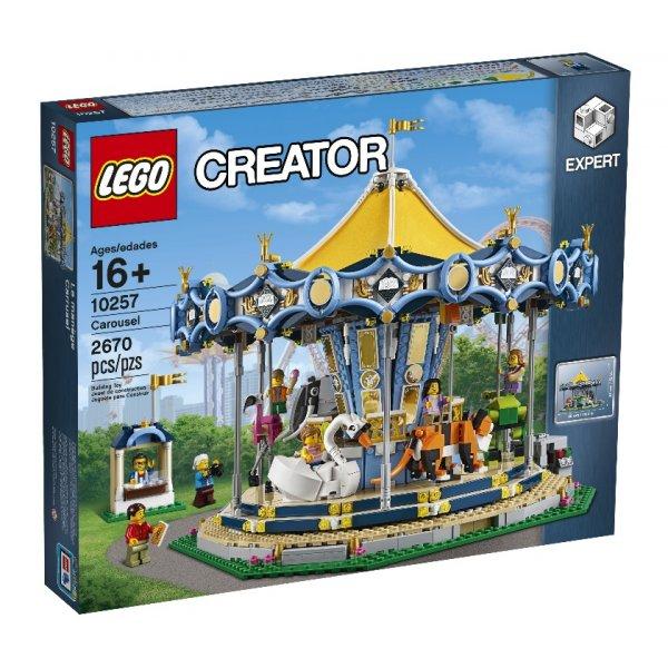 LEGO Creator 10257 Карусель