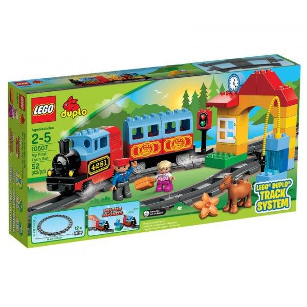 Набор Лего Мой первый поезд
