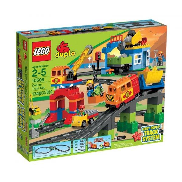 LEGO Duplo 10508 Большой поезд