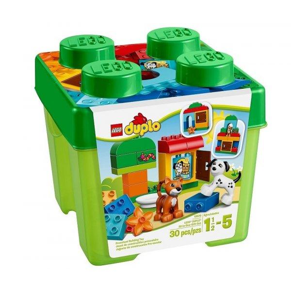 LEGO Duplo 10570 Кот и Пёс