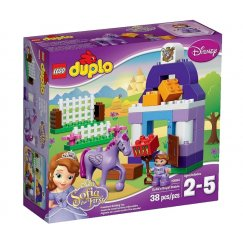 Набор лего - София Прекрасная: Королевская конюшня