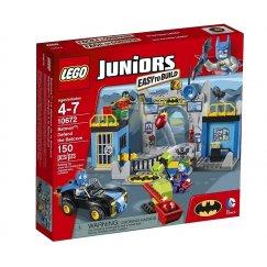 LEGO Juniors 10672 Логово Бэтмена