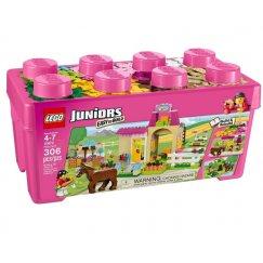 LEGO Juniors 10674 Ферма для пони