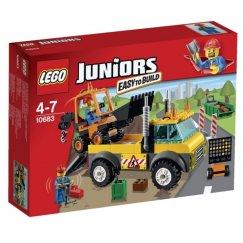 LEGO Juniors 10683 Дорожные работы