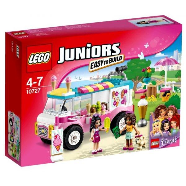 LEGO Juniors 10727 Грузовик с мороженым Эммы
