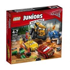 LEGO Juniors 10744 Гонка «Сумасшедшая восьмёрка»