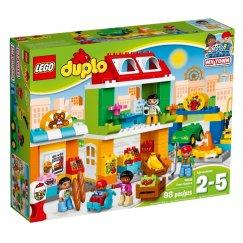 Набор лего - Городская площадь