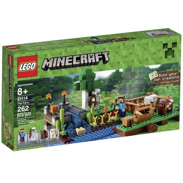 Набор Лего Ферма