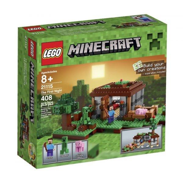Набор Лего Первая ночь