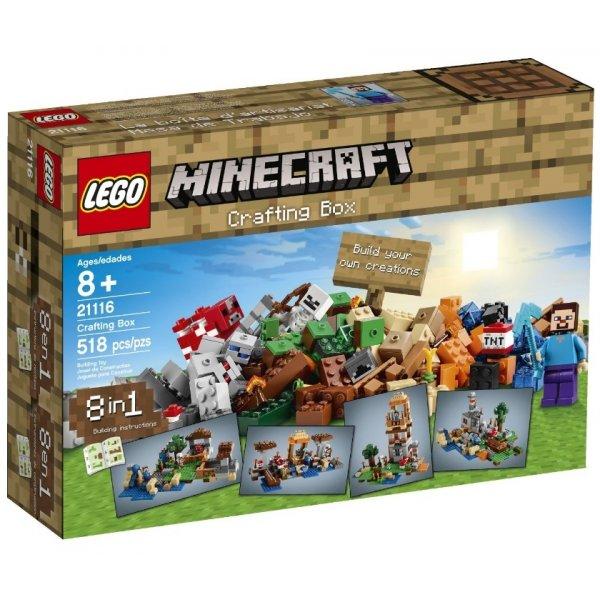 Набор Лего Креативный набор 8 в 1